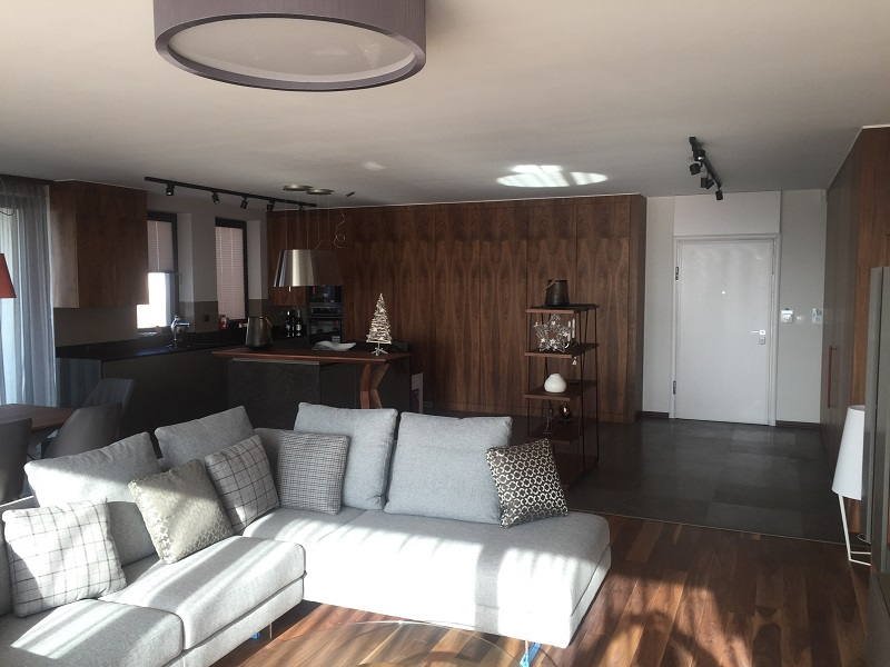 (English) Furnished apartment